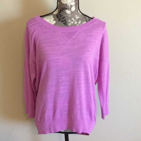 Jcpenney Tops Ladies Top Sz Large Jcp Hi Low Spring Blouse Poshmark